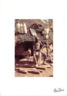 CAMEROUN Kamerun Region De POLI Un Tisserand DOAYOS  Tres Rare (scan Recto-verso) FRCR90949 - Camerun