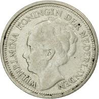 Monnaie, Pays-Bas, Wilhelmina I, 10 Cents, 1928, TTB, Argent, KM:163 - [ 3] 1815-… : Kingdom Of The Netherlands