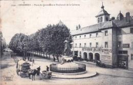 73 - Savoie -  CHAMBERY  - Place Du Centenaire Et Boulevard De La Colonne - Tabac - Garage - Chambery