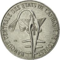 Monnaie, West African States, Franc, 1984, Paris, SUP+, Steel, KM:8 - Côte-d'Ivoire
