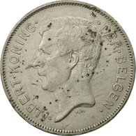 Monnaie, Belgique, 20 Francs, 20 Frank, 1931, TB+, Nickel, KM:102 - 1909-1934: Albert I