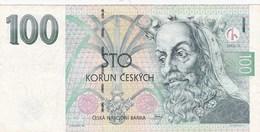 République Tchèque - Billet De 100 Korun - 1997 - Karel IV - Czech Republic
