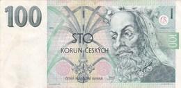 République Tchèque - Billet De 100 Korun - 1995 - Karel IV - Czech Republic