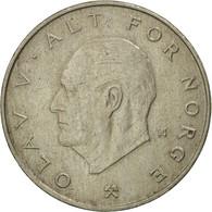 Monnaie, Norvège, Olav V, Krone, 1988, TTB, Copper-nickel, KM:419 - Norvège