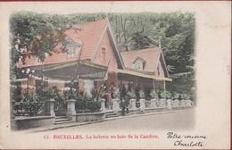Bruxelles La Laiterie Au Bois De La Cambre Parc Ter Kameren Bos (En Très Bon Etat) (In Zeer Goede Staat) - Bossen, Parken, Tuinen