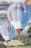 Legal & General Insurance Hot Air Balloon Advertising Postcard - Pittura & Quadri