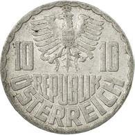 Monnaie, Autriche, 10 Groschen, 1957, Vienna, TB+, Aluminium, KM:2878 - Autriche