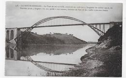 LA ROCHE BERNARD - N° 458 - LE PONT EN ARC A TICULE - CPA NON VOYAGEE - La Roche-Bernard