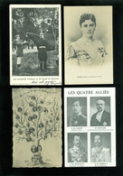 Beau Lot De 60 Cartes Postales Du Famille Royale Du Monde Dynasty     Mooi Lot 60 Postkaarten Van De Koninklijke Familie - Postcards