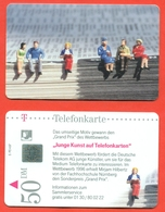 Germany. Dolls. Plastic Card With A Chip.Phonecards. - Cultural
