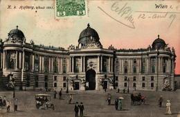 WIEN - K. K. Hofburg, Erbaut 1893 - Vienne
