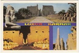 Luxor - Karnak - (Egypt) - Luxor