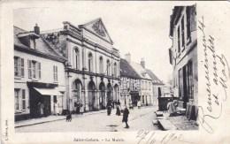 02 - Aisne - SAINT GOBAIN -  La Mairie - Frankrijk