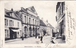 02 - Aisne - SAINT GOBAIN -  La Mairie - Other Municipalities