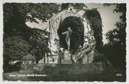 00312 - AUTRICHE - WIEN - Johann Straub Denkmal - Vienne