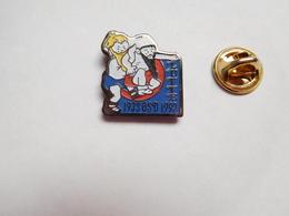 Beau Pin's , Lutte OSD , 1933 - 1993 - Lutte