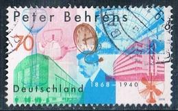 2018  150. Geburtstag Von Peter Behrens - [7] République Fédérale
