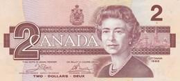 Canada - Billet De 2 Dollars - Elizabeth II - 1986 - Canada
