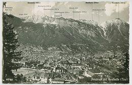 00315 - AUTRICHE - INNSBRUCK Mit Nordkette Tirol - Innsbruck