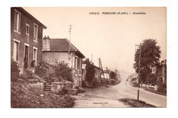 54 - MARBACHE . GRANDE-RUE - Réf. N°18943 - - Frankreich