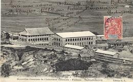 Nouvelles Casernes De L'Infanterie Coloniale - FIADANA - Tananarive  -ed. G.L. - Madagascar