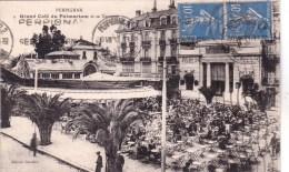 66 - Pyrenees Orientales - PERPIGNAN -  Grand Café Du Palmarium Et Sa Terrasse - Perpignan