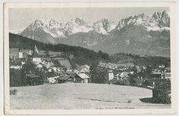 00319 - AUTRICHE - KITZBUHEL Mit KAISERGEBIRGE - Kitzbühel