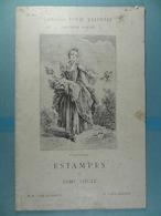 Collection Louis Valentin Estampes Du XVIIIè S.Vente De 1912 3ème Partie Edit. Frazier-Soye Paris - Livres, BD, Revues