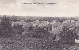 CPA - 08 - CONDE LES HERPY - Vue Générale - RARE !!!!! - Frankreich