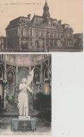 18/10/324   -  LOT  DE  6CPA  & 1  CPSM  DE  TOURS   ( 37 )  -Toutes Scanées - Postcards