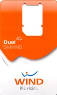 *ITALIA - WIND*-  Supporto GSM - [2] Sim Cards, Prepaid & Refills