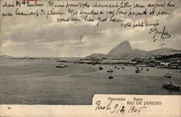 Brésil - RIO De JANEIRO - Panorama - Barra - Rio De Janeiro