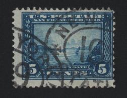 USA 7 MICHEL 205 SCOTT 399  CANCEL NEW YORK - 1847-99 Emisiones Generales