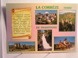 La Correze - Vues Diverses - France