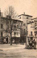 Vienne -   Vieille  Maison   Place  De  L' Hôtel  De  Ville. -   Petit  Marché. - Vienne