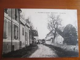 Villiers Sur Morin Montaigu .grande Rue - Autres Communes