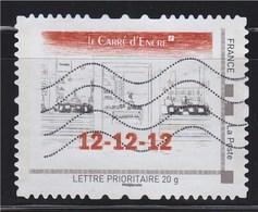 = Le Carré D'Encre 12 - 12 - 12 TVP LP Cadre MonTimbraMoi - Personalizzati (MonTimbraMoi)
