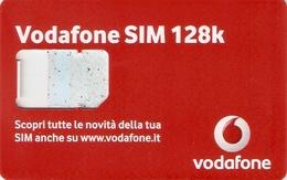 *ITALIA - VODAFONE* - Supporto GSM - [2] Sim Cards, Prepaid & Refills