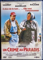 Un Crime Au Paradis - Jacques Villeret / Josiane Balasko  . - Comedy