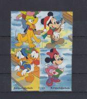 F167. Antigua & Barbuda - MNH - Cartoons - Disney's - Cartoon Characters - Disney