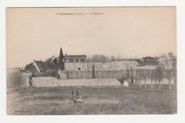 Fondettes.Vallières.37.Indre Et Loire.L'Abbaye. - Fondettes