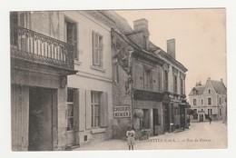 Fondettes.37.Indre Et Loire.Rue De Pernay. - Fondettes