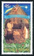 WALLIS ET FUTUNA 2010 - Yv. 744 **   Cote= 2,50 EUR - Noël : Crêche Vivante  ..Réf.W&F22281 - Wallis-Et-Futuna