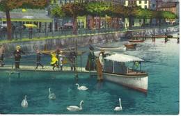 Genève - Embarcadère Du Grand Quai - GE Ginevra