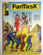FANTASK 8 • 1969 • HOMMAGE AUX ÉDITIONS LUG • MARVEL COMICS - Strange