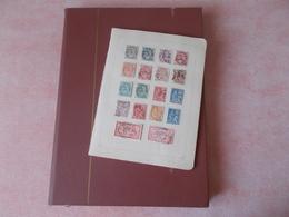 Lot N° 258  FRANCE Un Bon Lot D'obliteres 1 Cahier D'écolier + 1 Classeur     / No Paypal - Briefmarken