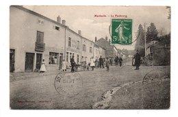 54 - MARBACHE . LE FAUBOURG - Réf. N°18967 - - Frankreich