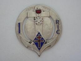 1° Régiment D'Infanterie Coloniale - 1640 - 2° Baisse - Esercito