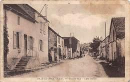 10 . N° 50792 . Ville Sur Arce . Grande Rue.café Bellot - Frankreich