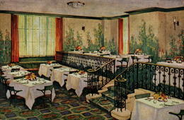 NEW YORK CITY - Tudor City Restaurant, 45 Prospect Place - Cafés, Hôtels & Restaurants